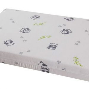 Breath Ezy Mattress - Cot Mattress, girl on foam mattress