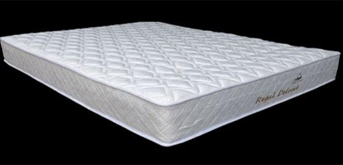 Regal Delux firm mattress, budget mattress