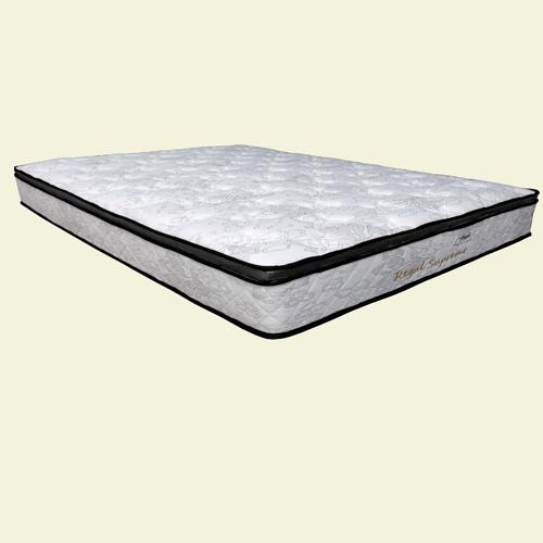 Regal Supreme firm pocket spring mattress, budget mattress