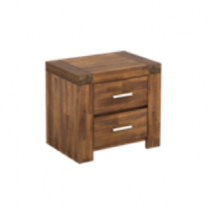 Acacia Side Table - wood side table, bedroom furniture set