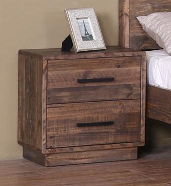 Ashmore Side Tables - wood side tables, bedroom furniture set