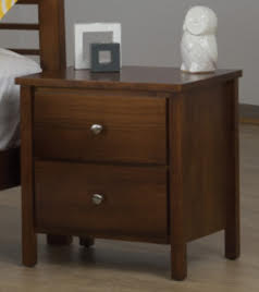 Chapman Side Tables - wood side tables, bedroom furniture set