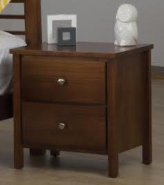 Chapman Side Tables - wood side tables, bedroom furniture set