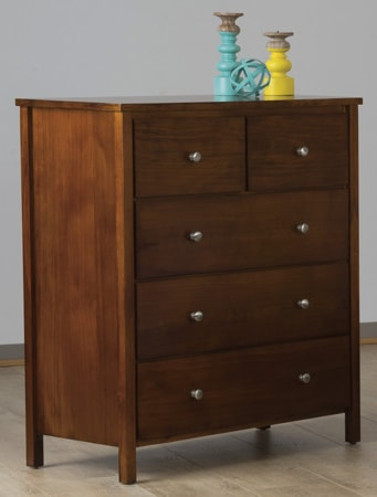 Chapman Tallboy - wood tallboy, bedroom furniture set