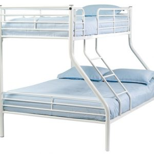 Houston Bunk Frame - bunk bed frame, bedroom furniture set
