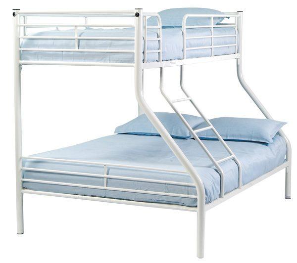 Houston Bunk Frame - bunk bed frame, bedroom furniture set